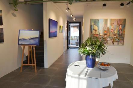 Kulturort Uferzone Galerie Theilingen